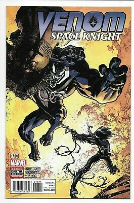 Marvel Comics VENOM SPACE KNIGHT #13 first printing