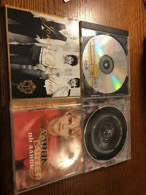 Boys Band Cds Jonas Brothers, Nsync, Backstreet Boys, Aaron Carter