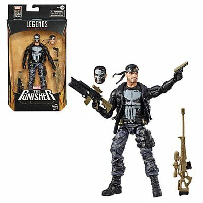 Marvel Legends Punisher 6-Inch Action Figure - Exclusive BY HASBRO