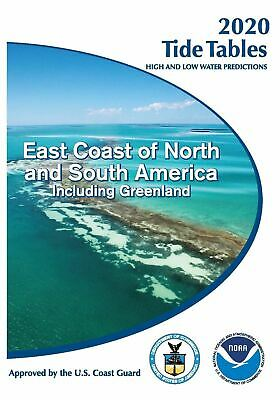NOAA Tide Tables: East Coast of North and South America (including Greenland), 2