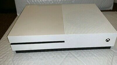 Microsoft Xbox One S Minecraft Favorites Console-Model 1681 500GB (#571)