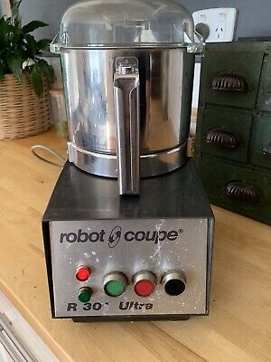 Vintage Robot Coupe R301 Ultra Food Processor