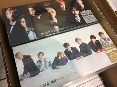 THE BEST OF BTS First Limited Edition Korea Edition or Japan Edition