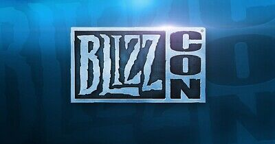 2 blizzcon 2 day passes at the Anaheim convention center