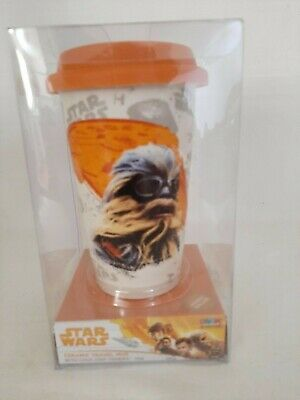 Star Wars Ceramic Travel Mug Brand New