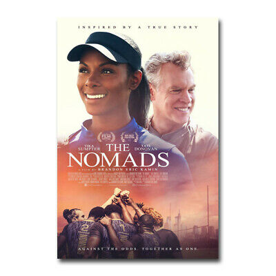 The Nomads Movie Brandon Eric Kamin Sport Art Silk Canvas Poster Print 24x36inch