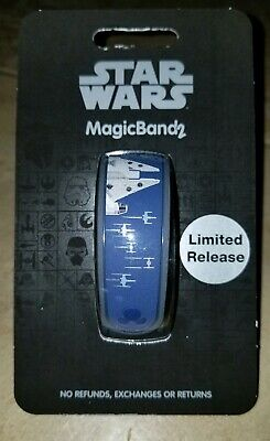 Star Wars Galaxy's Edge Black Spire Magicband Limited Edition WDW