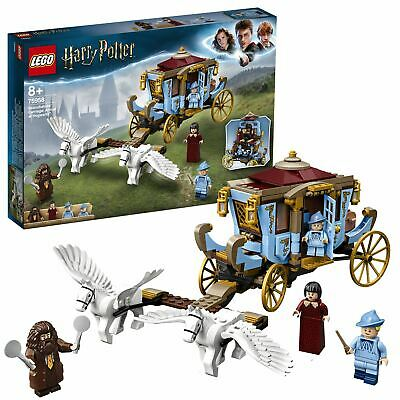 LEGO Harry Potter Beauxbatons' Carriage at Hogwarts 75958