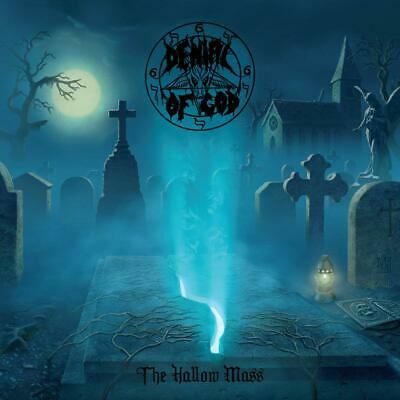 DENIAL OF GOD THE HALLOW MASS CD ALBUM NEW(8thNOV)