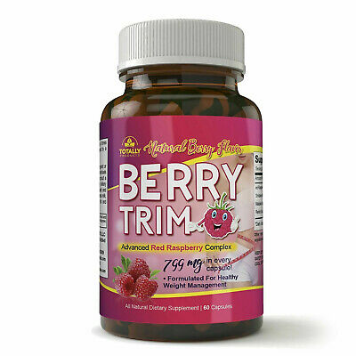 Advanced Raspberry Keto Weight Loss Diet Capsules Immune Booster Free Shipping