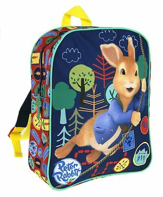 Back Pack Peter Rabbit Ruck Sack School Bag