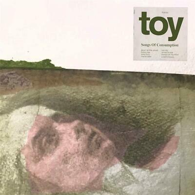 Toy - Songs Of Consumption  CD ALBUM  NEW(15THNOV)