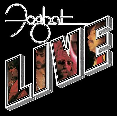 Foghat - Foghat Live CD ALBUM  NEW(15THNOV)