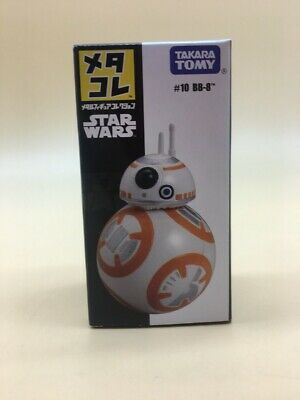 Star Wars Cars 10 Bb8 Takara Tomy Metal Diecast New Rare !