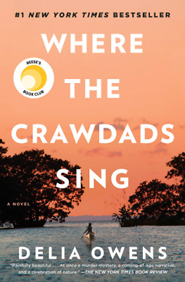 Where the Crawdads Sing 2018 By Delia Owens ⚡ Fast Delivery ⚡ P.D.F