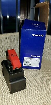 OEM Volvo Truck Battery Main Switch. Also fits RENAULT TRUCKS. 20367498