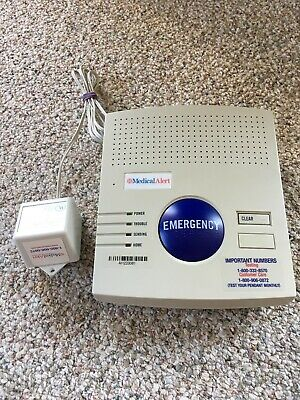Connect America PERS-2400B/CA Personal Emergency Reporting Console Medical Alarm