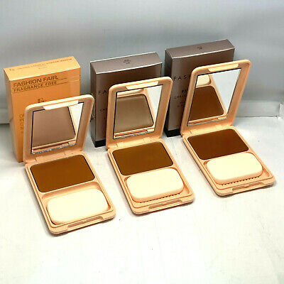 Fashion Fair Perfect Finish Cream To Powder Makeup NEW IN BOX (Pick Your Shade)