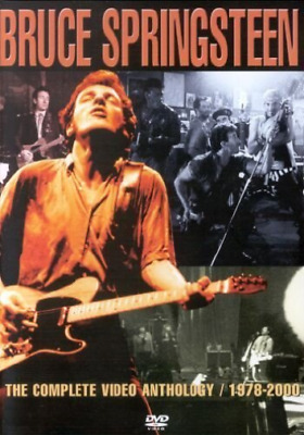 Bruce Springsteen: The Complete Video Anthology - 1978-2000 DVD NEW