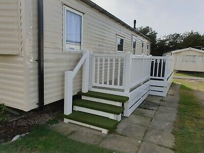 Static Caravan Hire - Barmouth Bay Holiday Park, Tal Y Bont 28th March