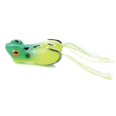 Frog Lures Soft Fishing Lure Kit Tackle Box Bass Pike 1Pcs C3D8