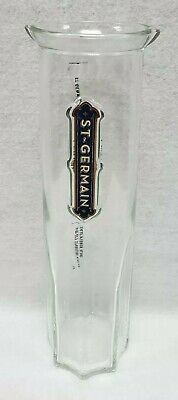 St Germain Glass Mixing Carafe Cocktail Pitcher
