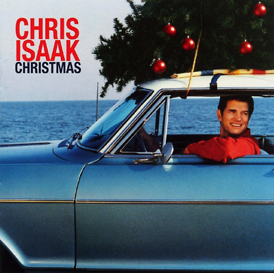 Chris Isaak Christmas 16 TRACK ISSUE (CD, Oct-2004, Wicked Game)