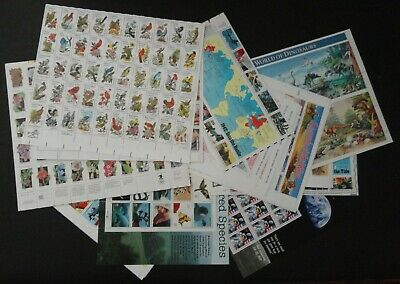 Usa  Usps Popular  Stamp Sheets &  Mini  Sheets Mint Nh Lot Face Value $262.94