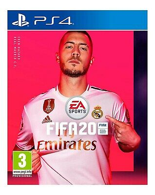 FIFA 20 PS4 Game brand new sealed