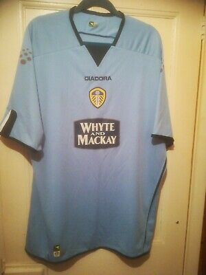 Leeds United FC - AWAY Shirt - 2003/2004 XXL - excellent condition