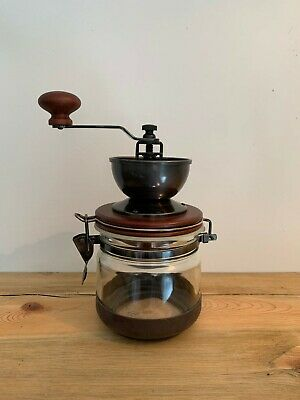 Hario Canister Coffee Mill Ceramic Grinder