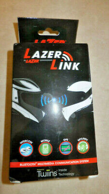 lazer monaco motorcycle helmet  genuine lazer link  bluetooth kit