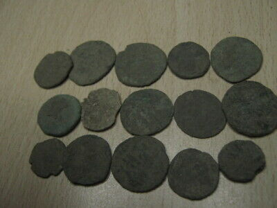 Ancient roman coins lot 27