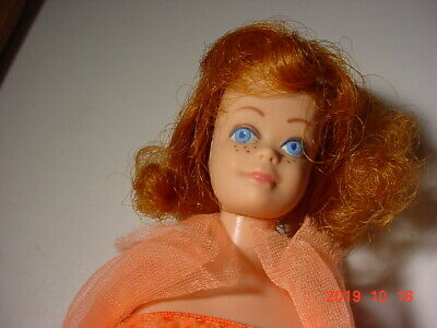 Vintage Barbie Midge Doll With Red Hair Outfit Is Francie 1965 Lot K