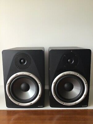 M-Audio Studiophile BX8 Reference Monitors - TWO MONITORS
