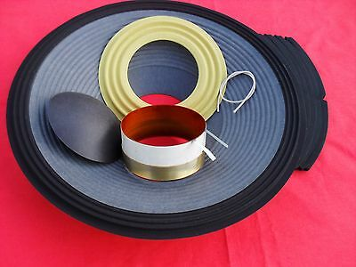 "Jbl 2226H 15""  Recone Kit. Speaker Repair Parts"