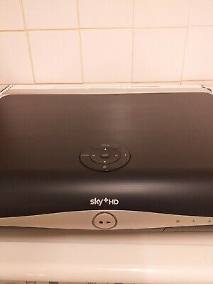 Sky+ HD Satellite Box  500GB WITH Viewing Card