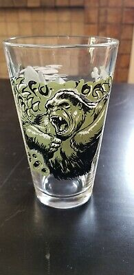 Kong: Skull Island Pint Glass from Alamo Drafthouse (Made by Mondo)