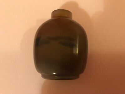 Antique Chinese Agate stone Snuff bottle
