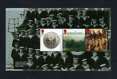 GB 2016 Booklet pane FIRST WORLD WAR 1916 SG 3841a  MNH / UMM FV£4.56