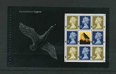 GB 2002 Booklet pane ACROSS THE UNIVERSE  SG 1668m  MNH / UMM FV£8.20