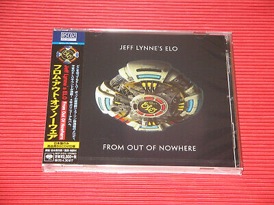 2019 JEFF LYNNE'S ELO FROM OUT OF NOWHERE JAPAN ONLY Blu-spec CD