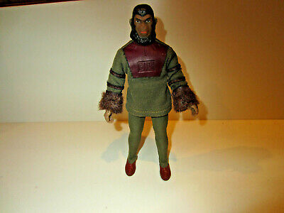 "Mego Planet Of The Apes Cornelius 8"" Figure - 1974-Excellent Condition"
