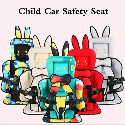 Baby Safety Seat Child Car Seats Toddler Carrier Infant Safe Belt Seat Thicken