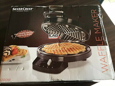 Silver Crest waffle maker Brand New