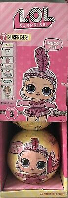 L.O.L. Surprise! Series 3 Wave 1 6-Pack Big Sister LOL Doll Exclusive Limited