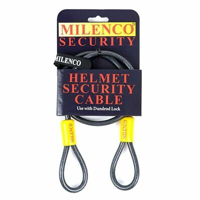 Milenco Motorcycle Helmet Cable Security Cable
