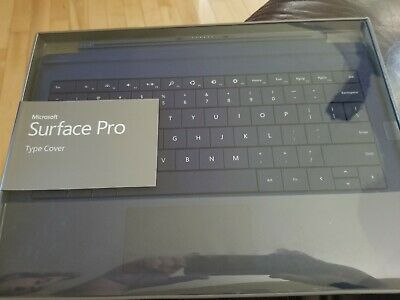 Blue Microsoft Surface Pro Type Cover Keyboard for Surface  Pro 3 Model NO 1644