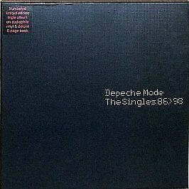 Depeche Mode - The Singles 86>98 - Mute - 1998 #761078