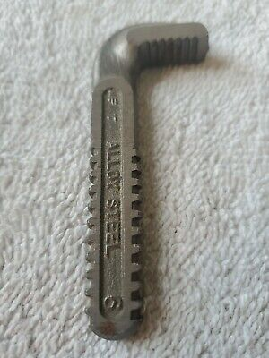 "Ridge Tool 6"" HOOK JAW Only (Part #31555) - for 6"" HD Pipe Wrench  - NEW"